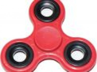 Finger Spinner Anti stress Kreisel Konzenrations Spielzeug 80mm
