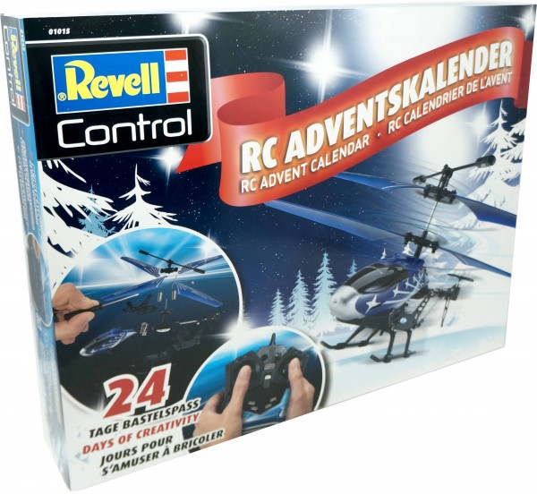 Revell Control Adventskalender RC Auto Buggy - XS Crawler, 2017