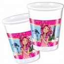 Mia and me Partybecher Plastik 200ml 8er
