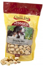 Classic Dog Snack Cookies Snacky Mix 500g